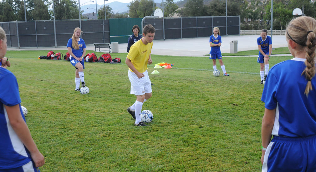 DMS11 - Discipline - Motivation - Success | Membership and Schedule Information for Youth Soccer in Ventura County